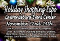 Lawrenceburg Holiday Shopping Expo 4 tickets