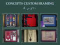 $25 Gift Certificate, Concept's Custom Framing & Gifts